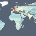 POGLEDAJTE KOLIKO JE ZAGAĐENA SRBIJA: NASA objavila mapu sa nivoima OPASNOG AZOT DIOKSIDA!