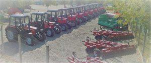 "Firma ""ĆORIĆ AGRAR"" D.O.O. ogranak Aradac-kod Zrenjanina.Povoljna prodaja poljoprivrednih mehanizacija  , priključne mehanizacije polovne i nove."